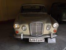 Auto museu do carro do vintage do mundo, Ahmedabad, Gujarat imagem de stock
