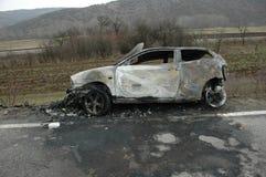 Auto na brand Stock Afbeelding