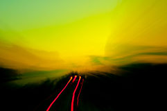 Auto nachts Stockbilder
