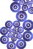 Auto part abstract background. Clutch plate auto part abstract Royalty Free Stock Images
