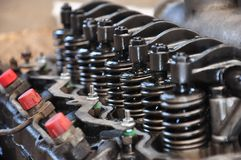 Auto Part, Automotive Engine Part, Metal royalty free stock photography