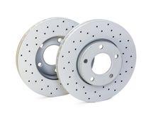 Auto parts. brakes Stock Photo