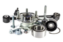 Auto parts Royalty Free Stock Photos
