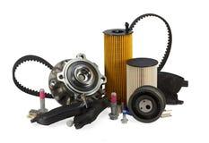 Auto parts Stock Image