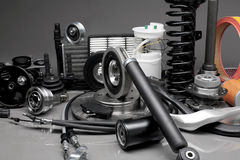 Auto parts Stock Photos
