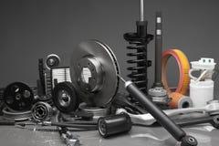 Auto parts Stock Photography