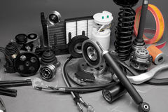 Auto parts Royalty Free Stock Image