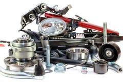 Auto parts. Stock Photos
