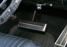 Auto pedal de freio Imagens de Stock Royalty Free