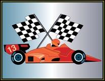 Auto Racing Stock Photo