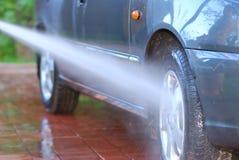 Auto-Reinigung Lizenzfreie Stockfotos