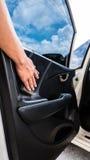 Auto-Reinigung stockbilder