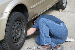 Auto Repair Royalty Free Stock Image