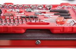Auto repair kit Stock Photos