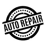 Auto Repair rubber stamp Stock Photography