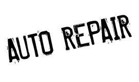 Auto Repair rubber stamp Stock Photos