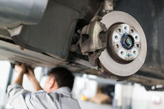Auto repair service Stock Photos