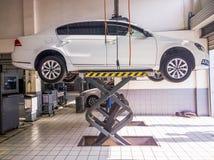 Auto repair service royalty free stock photo
