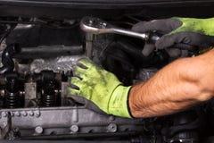 Auto Repair Shop Stock Image