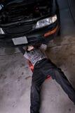 Auto Repair Workshop Stock Photography