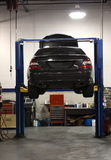 Auto Reparatie Royalty-vrije Stock Foto