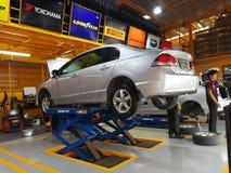 Auto-Reparatur und Wartungs-Dienstleistungen Stockfotografie