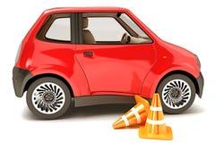 Auto Reparing stock abbildung