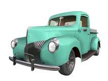 Auto retro Royalty-vrije Stock Afbeelding
