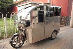 An Auto Rickshaw Stock Image