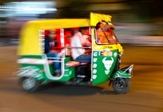 Auto rickshaw Royalty Free Stock Photography