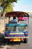 Auto rickshaw Royalty Free Stock Photos