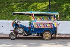 Auto rickshaw Royalty Free Stock Image