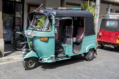 Auto rickshaw Royalty Free Stock Images