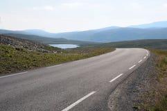 Auto road Stock Photo