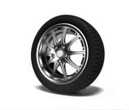 Auto roda Imagens de Stock