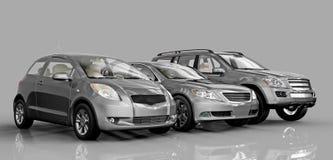 Auto's Royalty-vrije Stock Foto