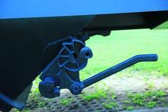 Auto's en Vrachtwagens Stock Afbeelding