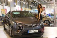 auto s-salong sofia Royaltyfria Bilder