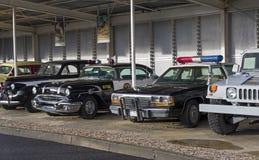 Auto's van verschillende die films bij de studio van Walt Disney worden gemaakt ` s Stock Afbeelding
