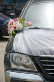 Auto's voor een huwelijk Royalty-vrije Stock Afbeelding