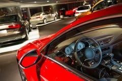 Auto's voor verkoop stock foto's