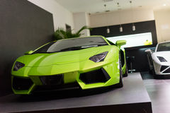 Auto's voor verkoop stock foto