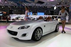 Auto Salon. Royalty-vrije Stock Foto's