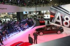 Auto Salon. Stock Afbeeldingen