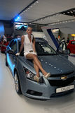 Auto Salon. Stock Foto