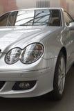 Auto Salon in Suburbia Stock Image