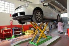 Auto service Royalty Free Stock Photos