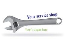 Auto service Royalty Free Stock Image