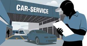 Auto-Service Stockfotos