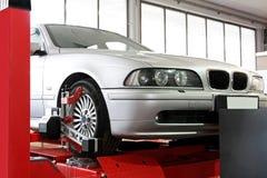 auto service Royaltyfria Foton